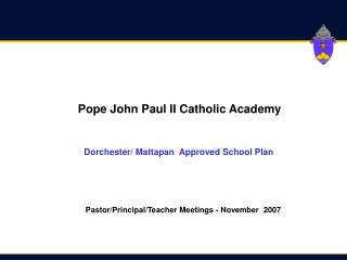 Pope John Paul II Catholic Academy