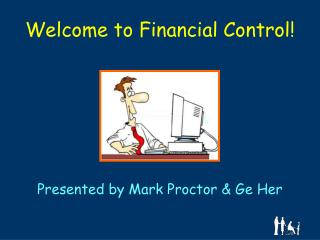 Welcome to Financial Control!