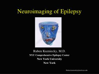 Neuroimaging of Epilepsy