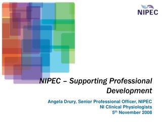 NIPEC – Supporting Professional Development