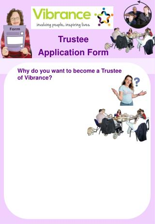 Trustee Application Form