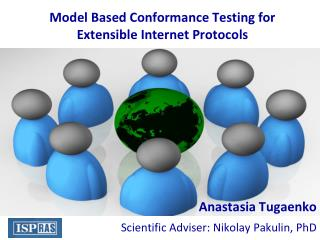 Model Based Conformance Testing for Extensible Internet Protocols