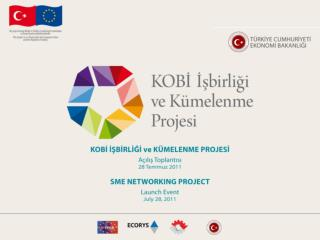 Technical Assistance  for Empowering SMEs for  Networking  and  Inter- Regional Cooperation