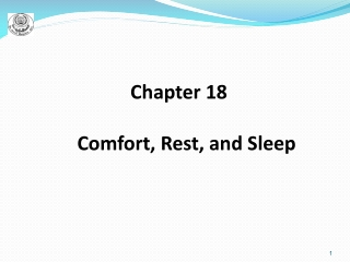 Chapter 7 Tranquilizers  and Sedative-Hypnotics