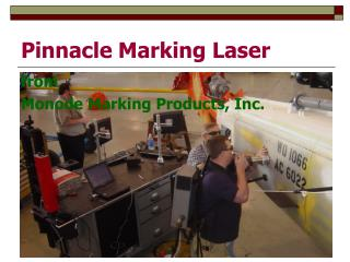 Pinnacle Marking Laser
