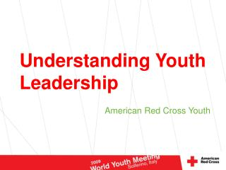 Understanding Youth Leadership