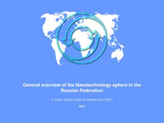 General overview of the Nanotechnology sphere in the Russian Federation