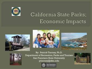 California State Parks; Economic Impacts