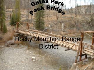 Rocky Mountain Ranger District