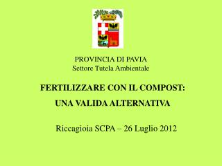 FERTILIZZARE CON IL COMPOST: UNA VALIDA ALTERNATIVA