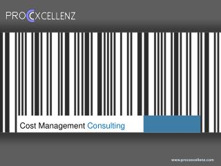 Cost Management  Consulting