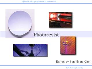 Photoresist