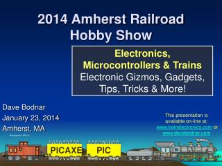 2014 Amherst Railroad Hobby Show
