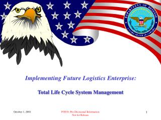 Total Life Cycle System Management