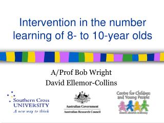 Intervention in the number learning of 8- to 10-year olds