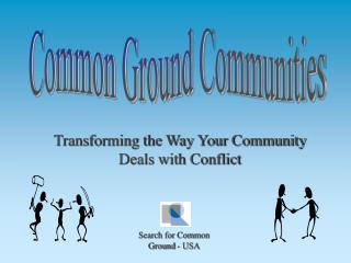 Transforming the Way Your Community Deals with Conflict