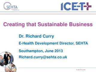 Creating that Sustainable Business