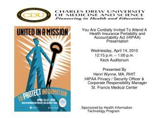 HIPAA 2010