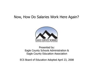 Now, How Do Salaries Work Here Again?