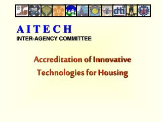 A I T E C H INTER-AGENCY COMMITTEE