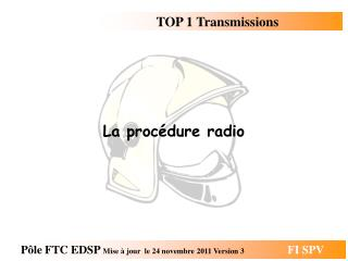 TOP 1 Transmissions