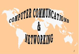 Computer Communication & Networking