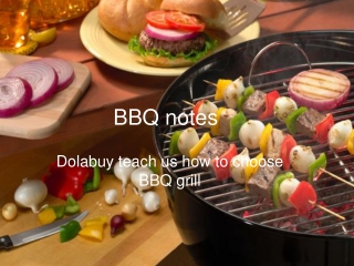 Dolabuy introduce some notes of BBQ
