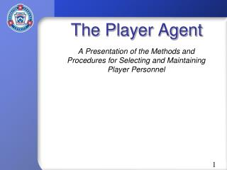 The Player Agent