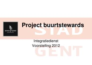Project buurtstewards