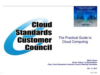 The Practical Guide to  Cloud Computing