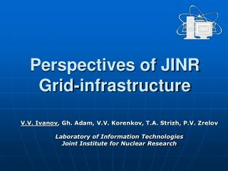 Perspectives of JINR Grid-infrastructure