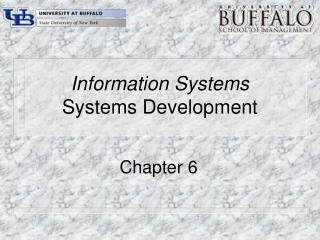 Information Systems Systems Development