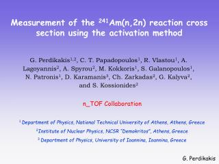 Measurement of the  241 Am(n,2n) reaction cross section using the activation method
