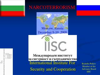 International Institute For  Security and Cooperation