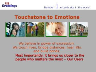 Touchstone to Emotions