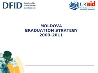 MOLDOVA GRADUATION STRATEGY 2009-2011