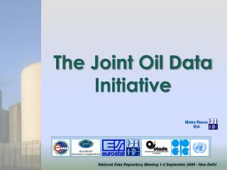 The Joint Oil Data Initiative