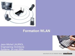 Formation WLAN