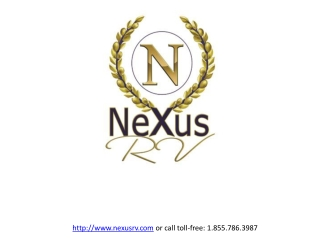 NeXclusive Features by NeXus RV -Presentation