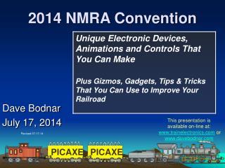 2014 NMRA Convention