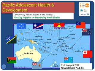 Pacific Adolescent Health & Development