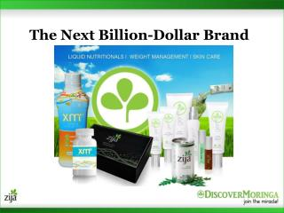The Next Billion-Dollar Brand
