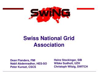 Swiss National Grid Association