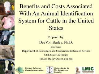 Benefits and Costs Associated With An Animal Identification System for Cattle in the United States