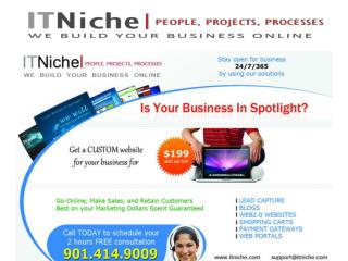 How to Improve your Website Traffic Company - IT Niche