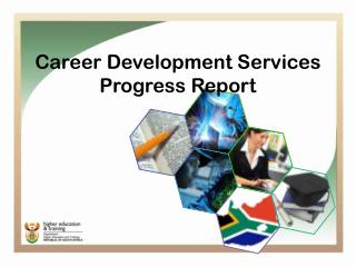 Career Development Services Progress Report