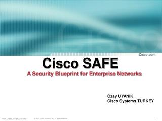 Cisco SAFE
