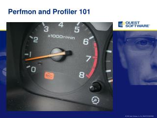 Perfmon and Profiler 101