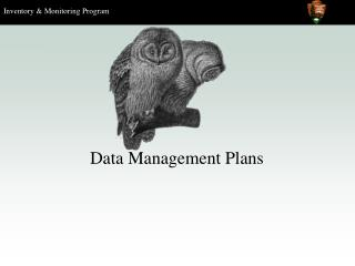 Data Management Plans