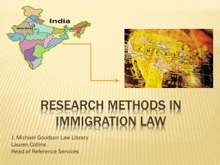 Research Methods in  Immigration Law